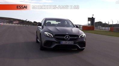 Teaser Automoto : la Mercedes E 63 AMG ce dimanche 4 décembre 2016