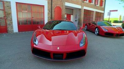 Teaser : la nouvelle Ferrari 488 GTB dans Automoto