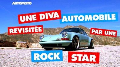Teaser : la Porsche 911 version Singer dans Automoto