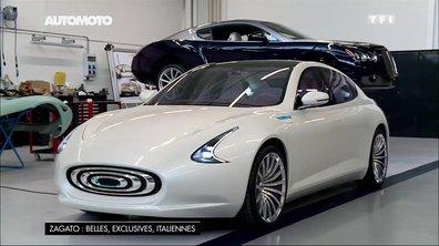 Thunder Power : une chinoise électrique anti-Tesla dessinée par Zagato