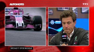 """Grand Prix de Belgique - Toto Wolff : """"Trouver une place pour Esteban Ocon"""""""