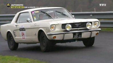 """Tour Auto : La Ford Mustang de """"Un homme et une femme"""""""