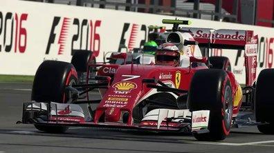Trailer de lancement de F1 2016