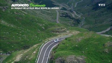 Découverte : Transfagarasan, la plus belle route du monde en SEAT Leon Cupra