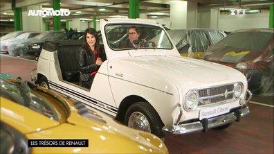 Trésors de Renault : la R4 Plein Air !