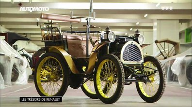 Trésors de Renault : la R4 Plein Air ! - Automoto | TF1
