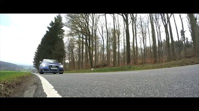 Une Audi RS3 préparée de 520 chevaux
