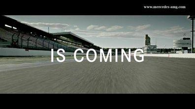 Une mystérieuse Mercedes-AMG annoncée