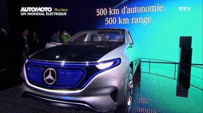 Plein Phare : La vague des voitures électriques au Mondial de l'Auto 2016