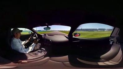 Vidéo Insolite : Une Audi R8 V10 Plus sur circuit en vision 360 degrés
