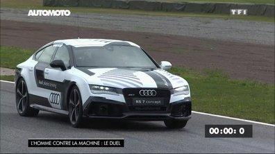 Duel Automoto : l'Homme face à l'Audi autonome sur circuit, qui l'emporte ?