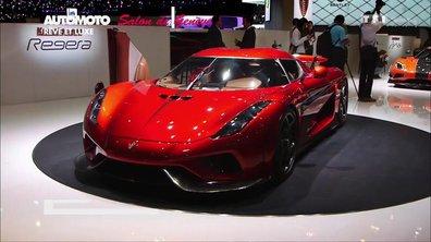 Les voitures Rêve et Luxe du Salon de Genève 2016