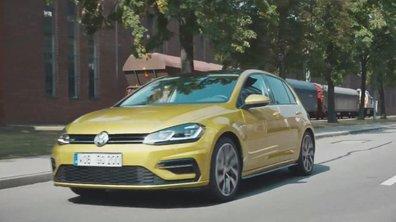 Volkswagen Golf 2017 : présentation officielle