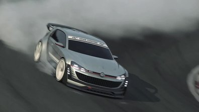 Volkswagen GTI Supersport Vision GT Concept 2015 : présentation officielle