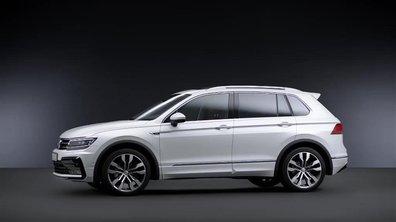 Volkswagen Tiguan 2016 ; présentation officielle