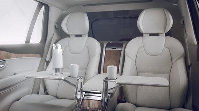 Volvo XC90 Excellence 2015 : présentation officielle