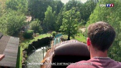 Auvergne : un parc d'attractions qui innove