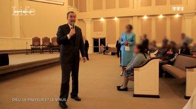 Aux États-Unis, un pasteur évangeliste brave le confinement
