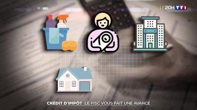 Avance de crédit d'impôt versée vendredi : êtes-vous concerné ?