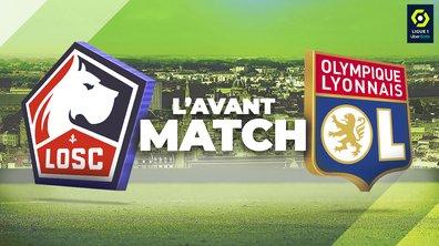 L'avant match de LOSC - Olympique Lyonnais sur Téléfoot la chaîne