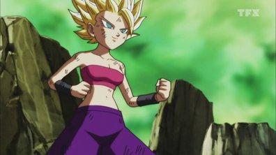 Dragon ball super - EP113 - Avec plaisir ! Nouveau combat frénétique de Saiyens !