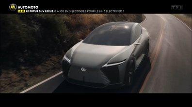 VIDEO - Découvrez l'avenir de Lexus