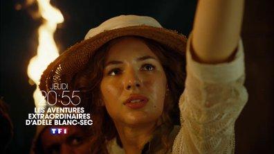 PROGRAMME TV - Pirates, Zorro, Adèle Blanc-Sec : TF1 débute 2015 très fort ce jeudi 1er janvier