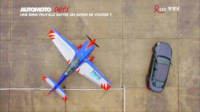 Défi : Une BMW M6 Gran Coupé peut-elle battre un avion de voltige ?