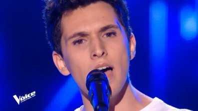 "The Voice 2021 - Axel chante ""P'tit gars"" de Suzane"