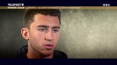 [Exclu Téléfoot 25/02] – Aymeric Laporte : « La Coupe du monde, ce serait magnifique »