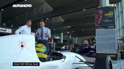 Road Trip spécial Italie : Toutes les F1 d'Ayrton Senna
