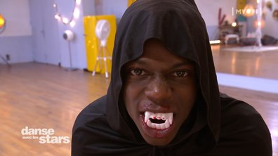 DALS - Azize Diabaté prêt à effrayer Denitsa !