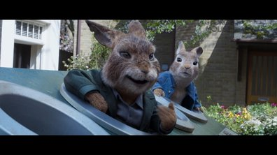 Pierre Lapin 2 - Extrait « Recycling »