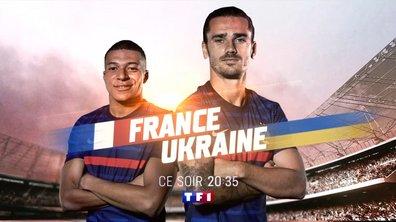 France - Ukraine : ce soir dès 20h35 sur TF1