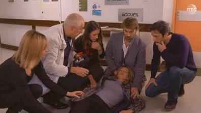 Inédit ! Hélène fait un faux malaise pour rester au plus près de Peter...