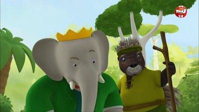 Le casque-épic - Babar, les aventures de Badou