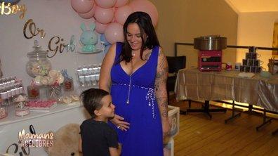 Baby Shower - Kelly révèle le sexe de son bébé à ses copines