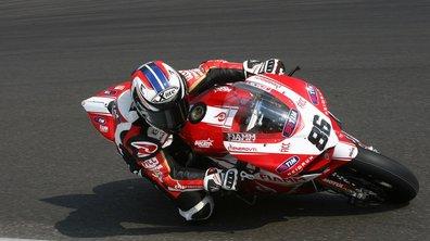 Superbike - Superpole Nürburgring 2013: Badovini, le meilleur sous la pluie