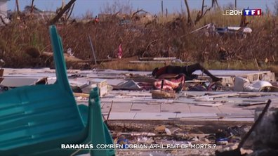 Bahamas : combien Dorian a-t-il fait de mort ?