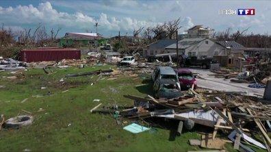 Bahamas : l'urgence est à l'évacuation des sinistrés