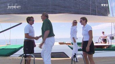 Baie de Monaco : luxe, yacht et volupté