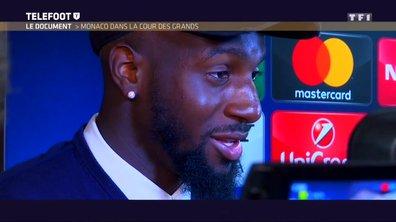 [Exclu Téléfoot 19/03] - Le Document : La belle semaine des Princes de Monaco