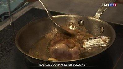 Balade gourmande en Sologne