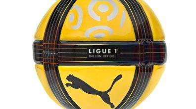 Puma relooke le ballon officiel de la Ligue 1