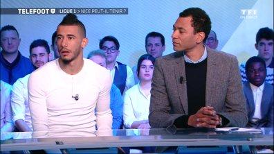 """[Exclu Téléfoot 26/02] - Belhanda : """"Balotelli reste un joueur décisif"""""""