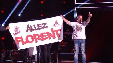 """""""Marseille en force !"""" - Le fan club de Florent Marchand débarque sur scène (VIDEO)"""