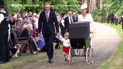 L'événement people 2015 : la naissance de la princesse Charlotte