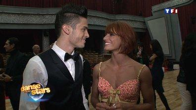 Danse avec les stars : Baptiste Giabiconi et Fauve remontés à bloc après leur semi-échec