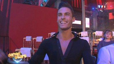Danse avec les stars : Baptiste Giabiconi charrie Valérie Bègue... (VIDEO)