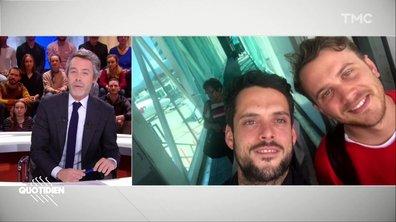 Baptiste des Monstiers et Pierre Caillé, nos journalistes arrêtés au Venezuela, sont libres